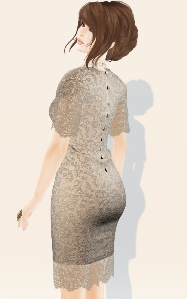 lace rear view